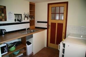 keuken appartement A-Côte